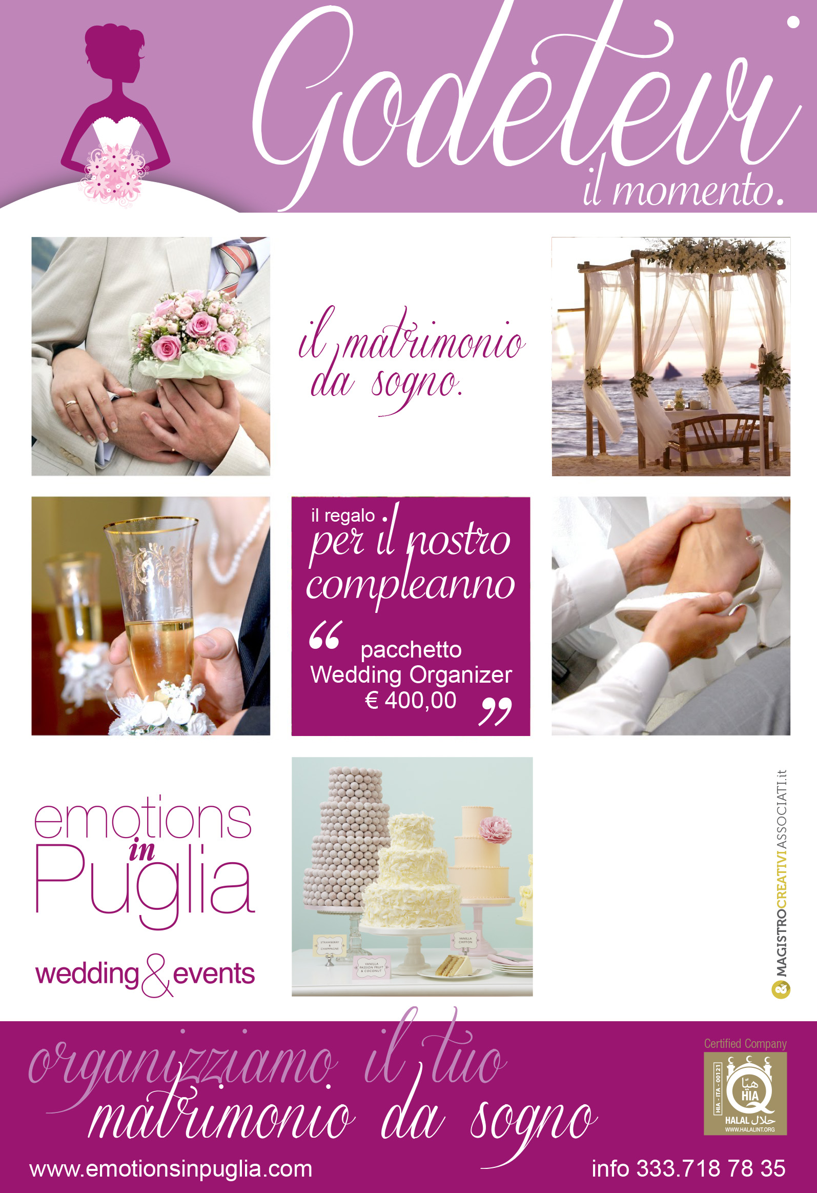 Emotions in puglia brochure