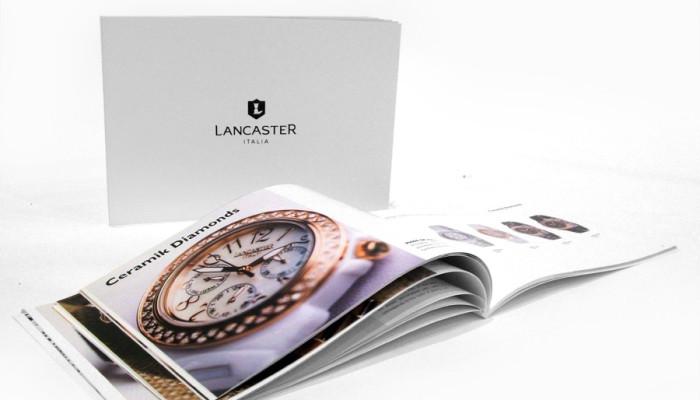 catalogo orologi lancaster