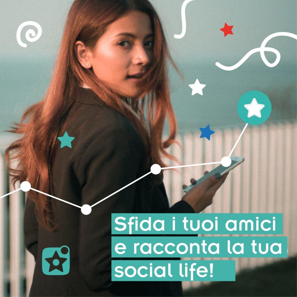 Starplace: la condivisione social si fa sfida